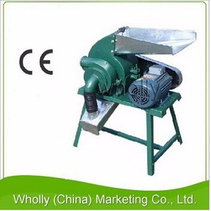 Corn Sawdust Small Hammer Mill for Wood Chips