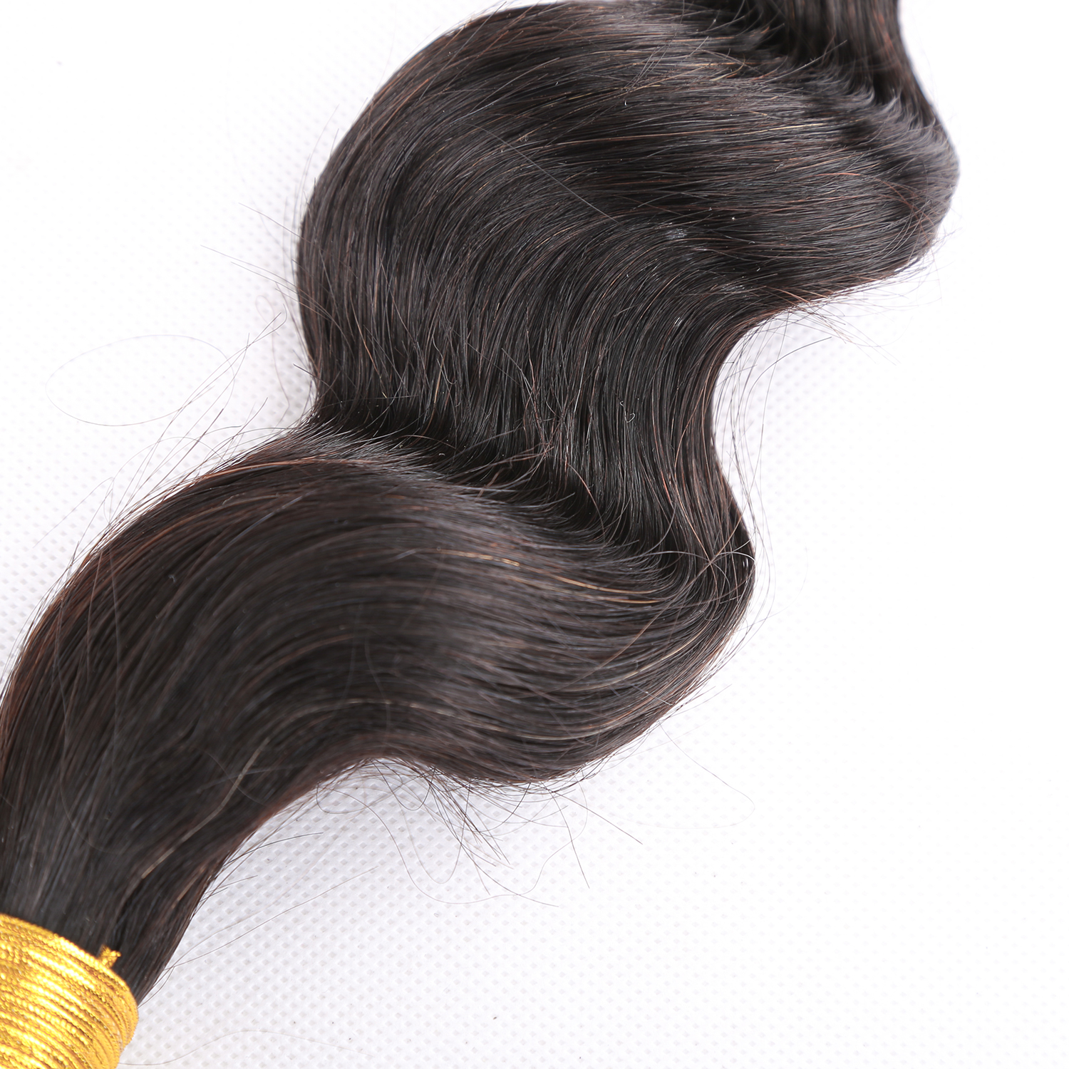 100% Loose Wave Bulk Hair Crochet Pre Braid Hair Extensions Without Weft 7a Virgin Human Hair