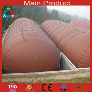 High Quality Hot Sale PVC Biogas Plant Animal Waste Anaerobic Reactor