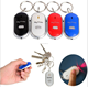 Hot Sale Intelligent Led Whistle Alarm Smart Room KeyFinder Sound Sensor Key chain Whistle Car Key Finder