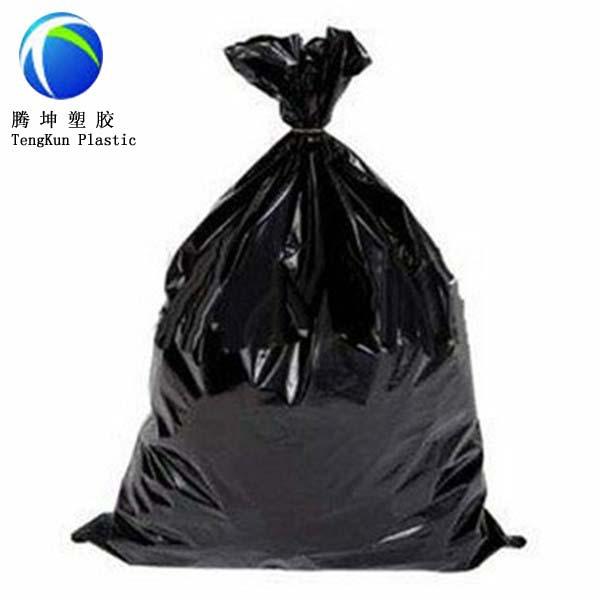 sac en plastique noir sac ordures biod gradables sacs d 39 emballage id de produit 500004231991. Black Bedroom Furniture Sets. Home Design Ideas
