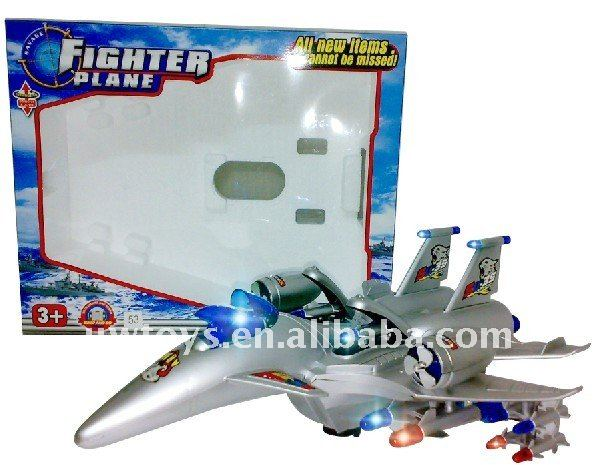 hot sell plastic B/O electric plane/electric plane toy/airplane toy