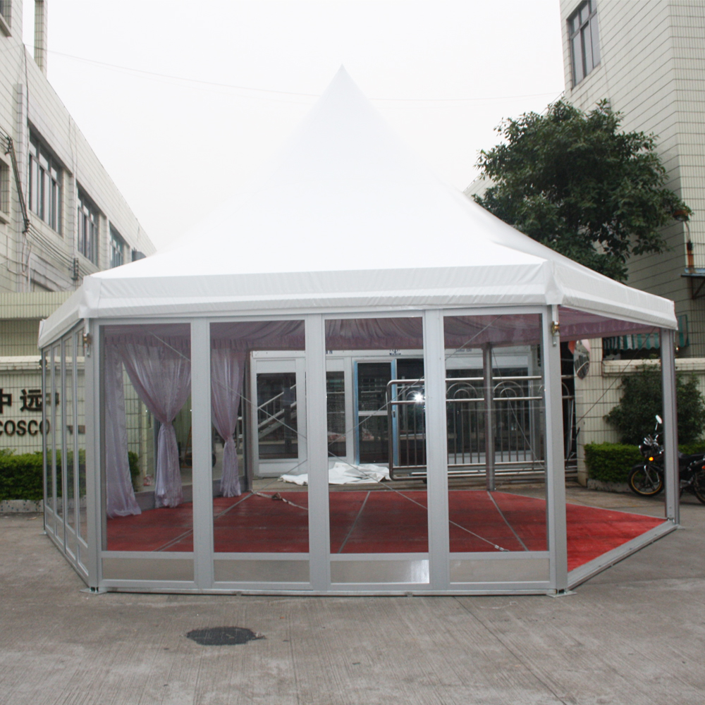 COSCO outdoor commercial trade show event exhibition tent