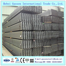 2016 Hot Sale Good Quality CE ISO SGS Approved Metal Building Steel C Channel