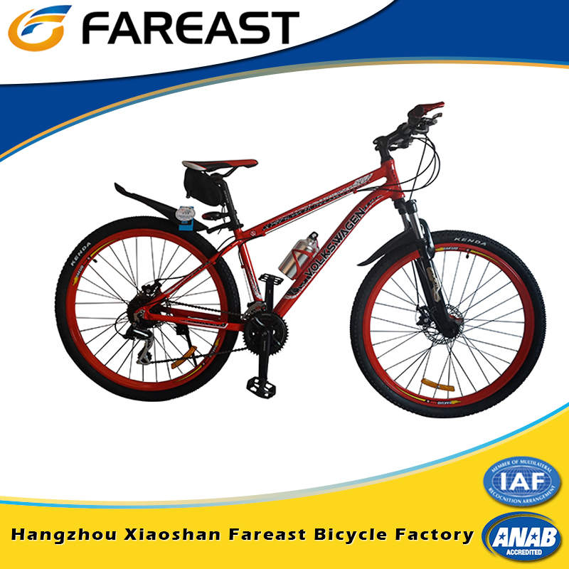 Promotional walking share bicycles mountain bike