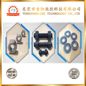 China High Quality Hex Nut Carriage Bolt Manufacturer & Supplier ...