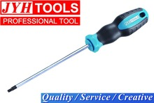 crv screwdriver blade plastic handl grip screwdriver