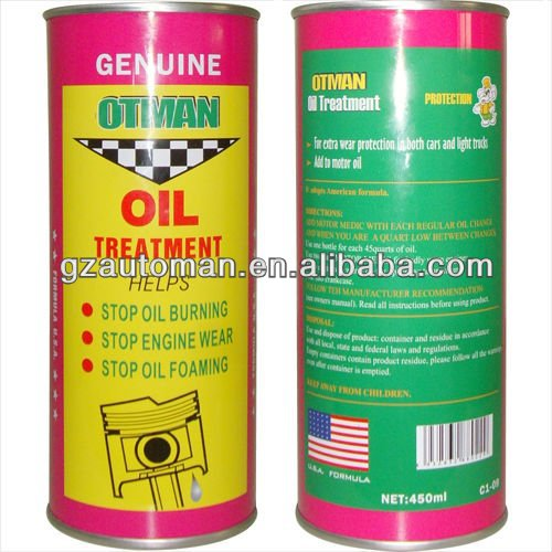 450ml heavy duty fuel oil treatment additives