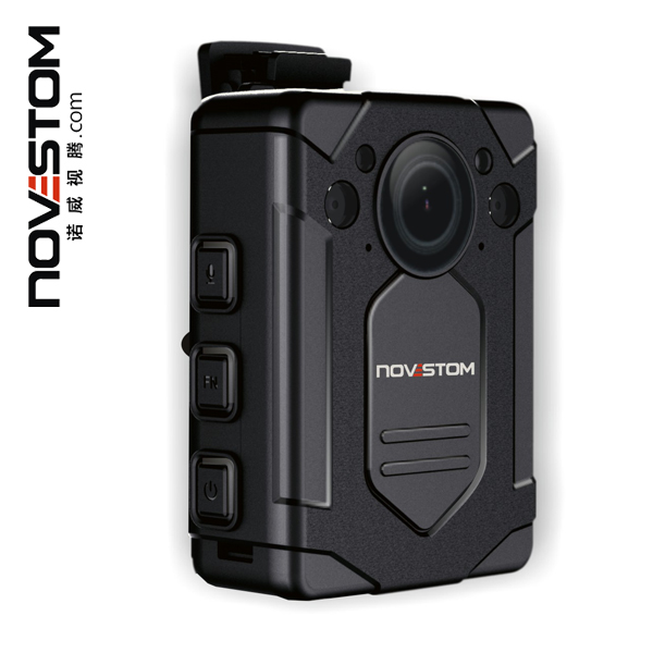 IP66 infrared night vision Long time video recording police security body worn camera with <strong>WiFi</strong>/GPS positioning