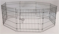 Foldable cheap pet kennel,portable dog fence