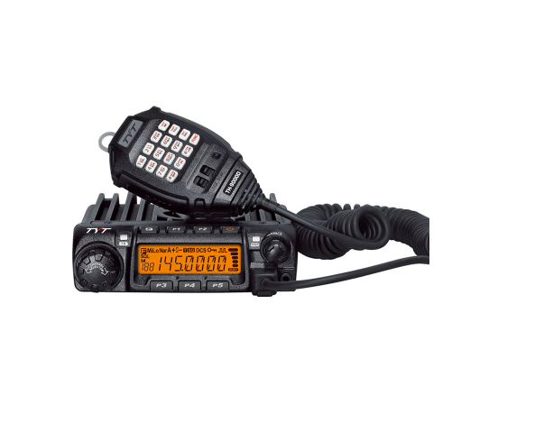 Smart Mobile Radio Transceiver TYT TH-9000D uhf 65w vhf 45w Vehicled Mounted Car Radio