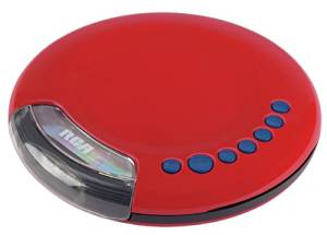 RCA RP2601 Personal CD Player