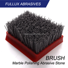 Frankfurt Grinding Tools Antique Stone Brushes for Marble