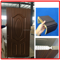 China Alibaba More Than 30 Years Lifetime Jiuyixing Cheap Bathroom/Toilet PVC Door and Window Design
