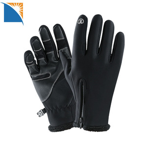 Thermal Winter Gloves Touchscreen Waterproof Gloves Cold Weather Men Women Cycling Windproof Gloves