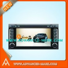 "NEW Car Special DVD GPS Player for Volkswagen TOUAREG 7"" Touch Screen / Bluetooth / Audio / USB / CAN-BUS / 3D MENU,with a map"