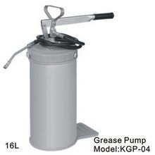 High Volume Grease Pump Bucket Greaser PA