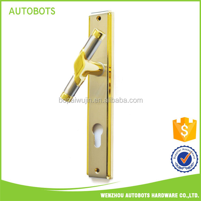 Factory Directly Provide High Quality Zinc Handle On Rose