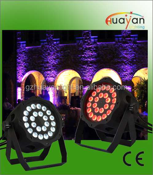 24*10w rgbw outdoor led par 64 can/led par 24*10w rgbw outdoor lighting/outdoor led par
