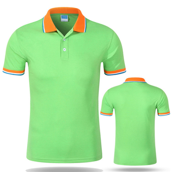 design printing blank polo shirt template front and back