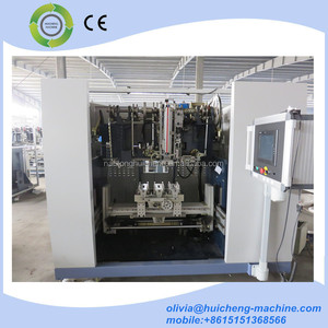 CNC automatic plastic brush broom making machine