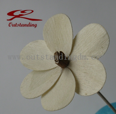 natural material sola flower decorative diffuser