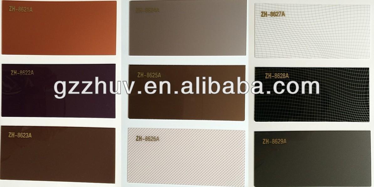 Interior Decoration Acrylic Sheet High Gloss Laminate