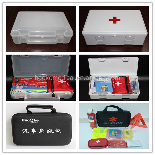 China Suppliers Personalized Emergency Survival Medical Box First ...