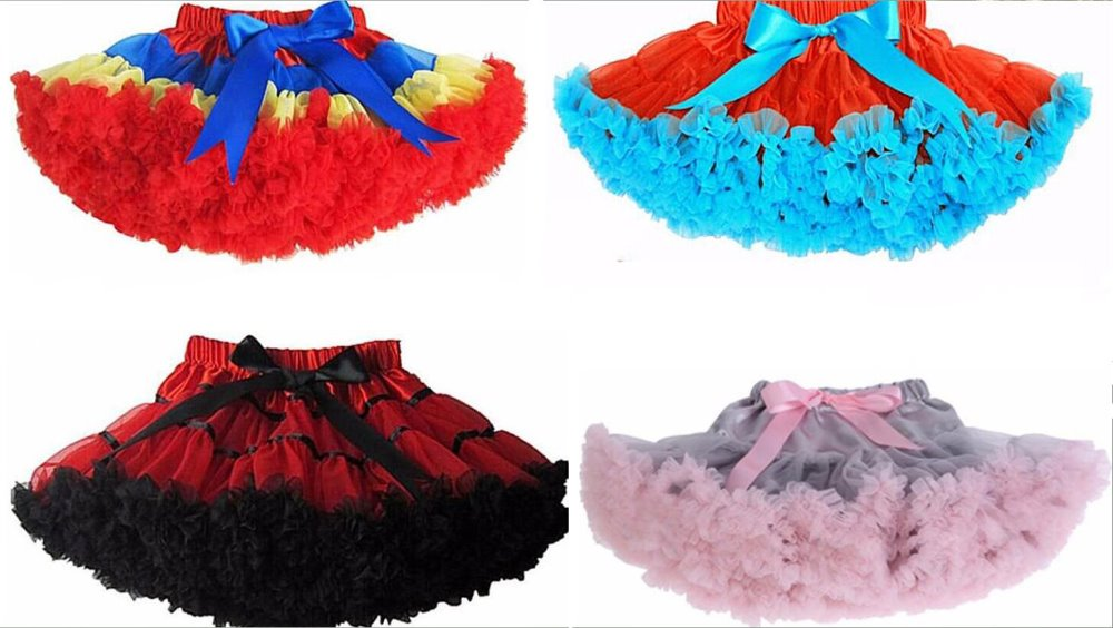 Girls tutu Skirts for baby 2016 newest baby girls tutu Skirts with various collor tutu skirts