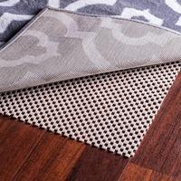 waterproof PVC material non-slip area rug pad