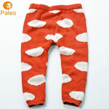 53e05a266 Custom Factory Pure Cotton Kids Knit Pants Wholesale Baby Pants ...