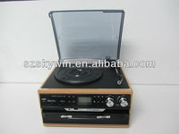 skywin professional turntable player USB cable, user manual, software CD.