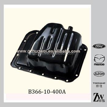 Light Engine Parts Car Oil Pan For Mazda 323 Bj 1600cc B366 10 400
