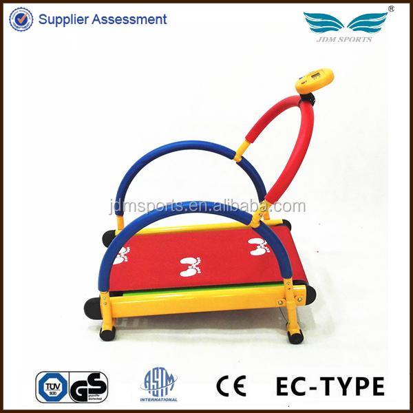 Hot selling Children running machine Kids Gym Equipment