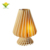 Cheap Price Indoor table light Led decorative hotel Modern Wooden led table lamp