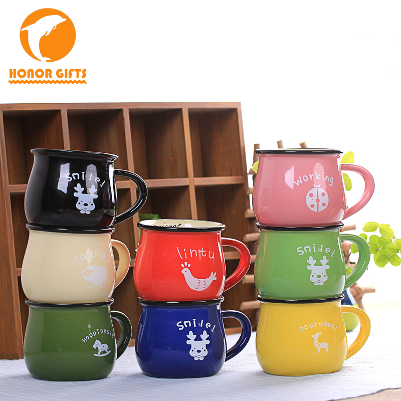 OEM Custom Brand Eco-friendly High Quality Ceramic Mug Cup