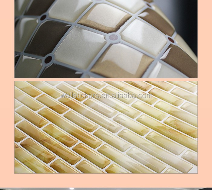 adhesive tiles for bathroom self adhesive removable bathroom kitchen wall tile 15365