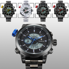 2016 guangzhou factory wholesale North branded watches for man with priceshand watch for men