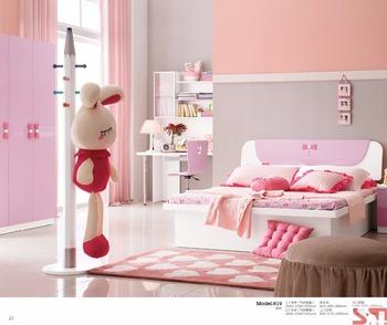Delicieux Mdf Kids Bedroom Sets Pink Color Bedroom Furniture Girls Bed   Buy Girls  Bed,Mdf Girls Bed,Mdf Kids Bedroom Sets Pink Color Bedroom Furniture Girls  ...