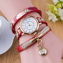 new arrive crystal hand clock watch,promotional price quartz movement womens watch