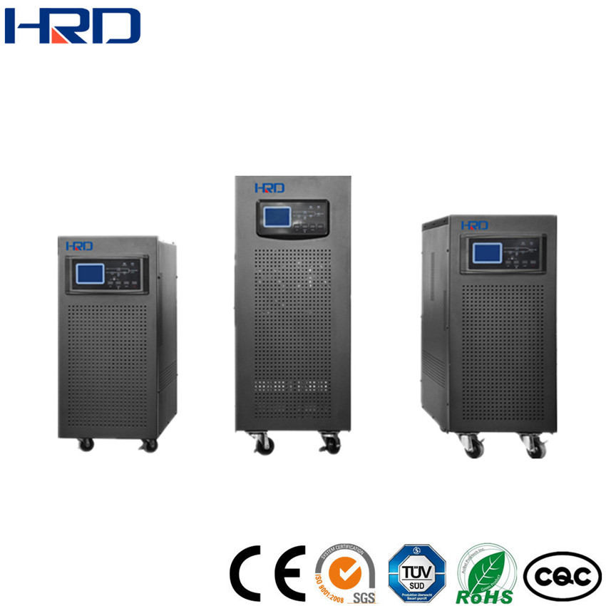 ups power supply high Frequency 6K,10K,20K, single phase, three phase, wide input voltage range uninterruptible power supply ups