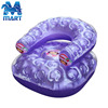 Lovely design inflatable sofa bed, christmas items PVC inflatable sofa bed