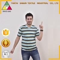 alibaba china wholesale clothing striped men's t shirt india online shopping high quality man short sleeve shirts