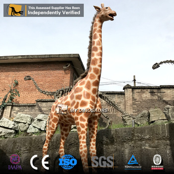 MY Dino-A5-7 Amusement Park Simulation Animatronic Animal Giraffe