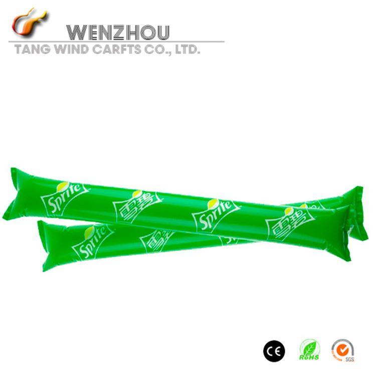 High end OEM quality gold china supplier cheer spirit inflatable sticks