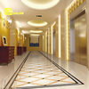 wear resistant natural super border tile polished concrete floor