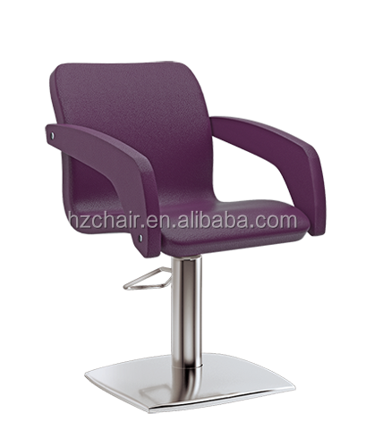 wonderful excellent salon purple styling chair beauty salon chairs