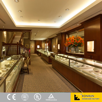 Decorative Glass Display Case Interiors Design Ideas Jewellery Shops ...