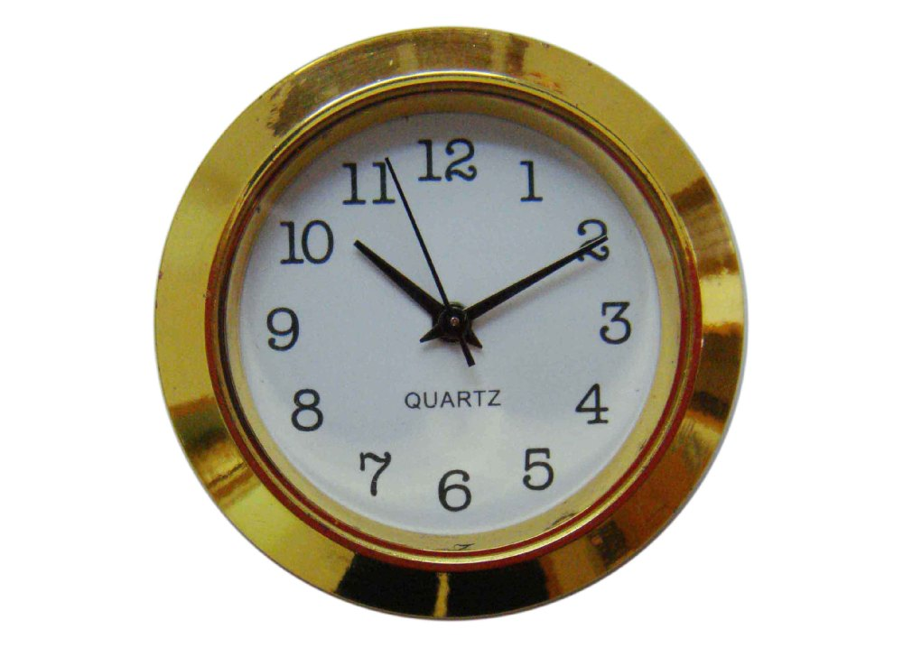 Miniature Clock Inserts Bing Images