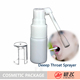 China Wholesale aluminum closure throat sprayer adult nasal oral 18 410 spray